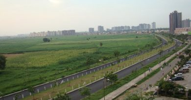 Sectors in Noida
