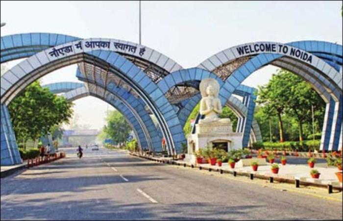 Noida Adminstartion