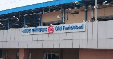 Population of Faridabad
