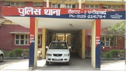 Police Stations in Faridabad