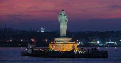 Population of Hyderabad