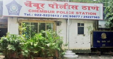 Police Station in Mumbai