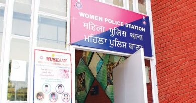 Police Station in Chandigarh