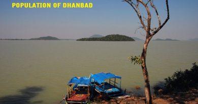 Population of Dhanbad