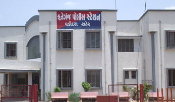 Police station in Vadodara