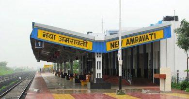 Population of Amravati