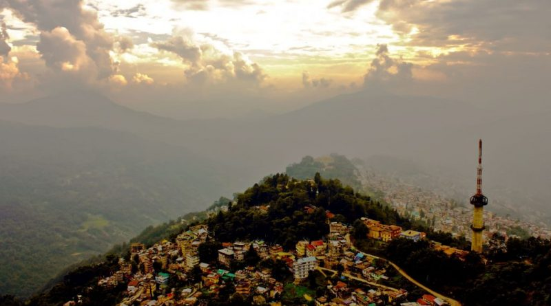 Population of Noida Gangtok