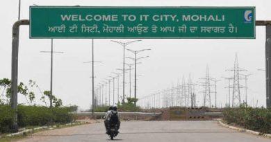 Population of Mohali