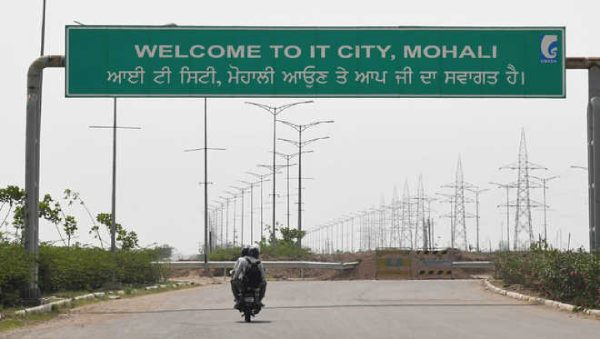 Population of Mohali