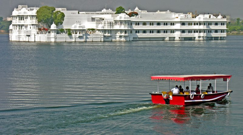 Population of Udaipur